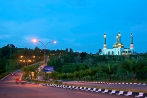 Road To The Mosque